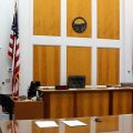 Courtroom of the Athens County Municipal Court
