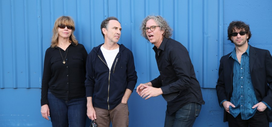 The Jayhawks are coming to Stuart's Opera House Wednesday, April 12. Wesley Stace, aka John Wesley Harding, will open the show. (Submitted)