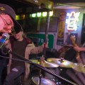 Athens' Water Witches performing at the Smiling Skull in January.  ( Joel Prince)