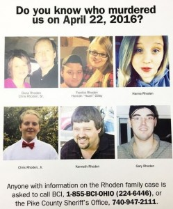 Rhoden Pike County family victims