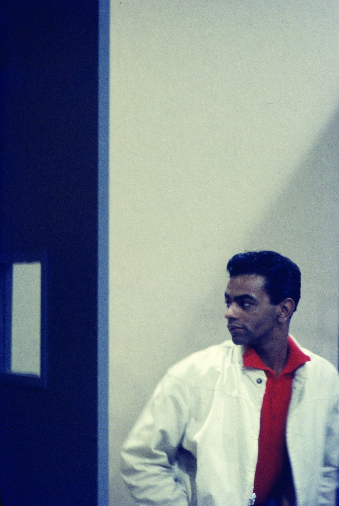 Johnny Mathis (Submitted)