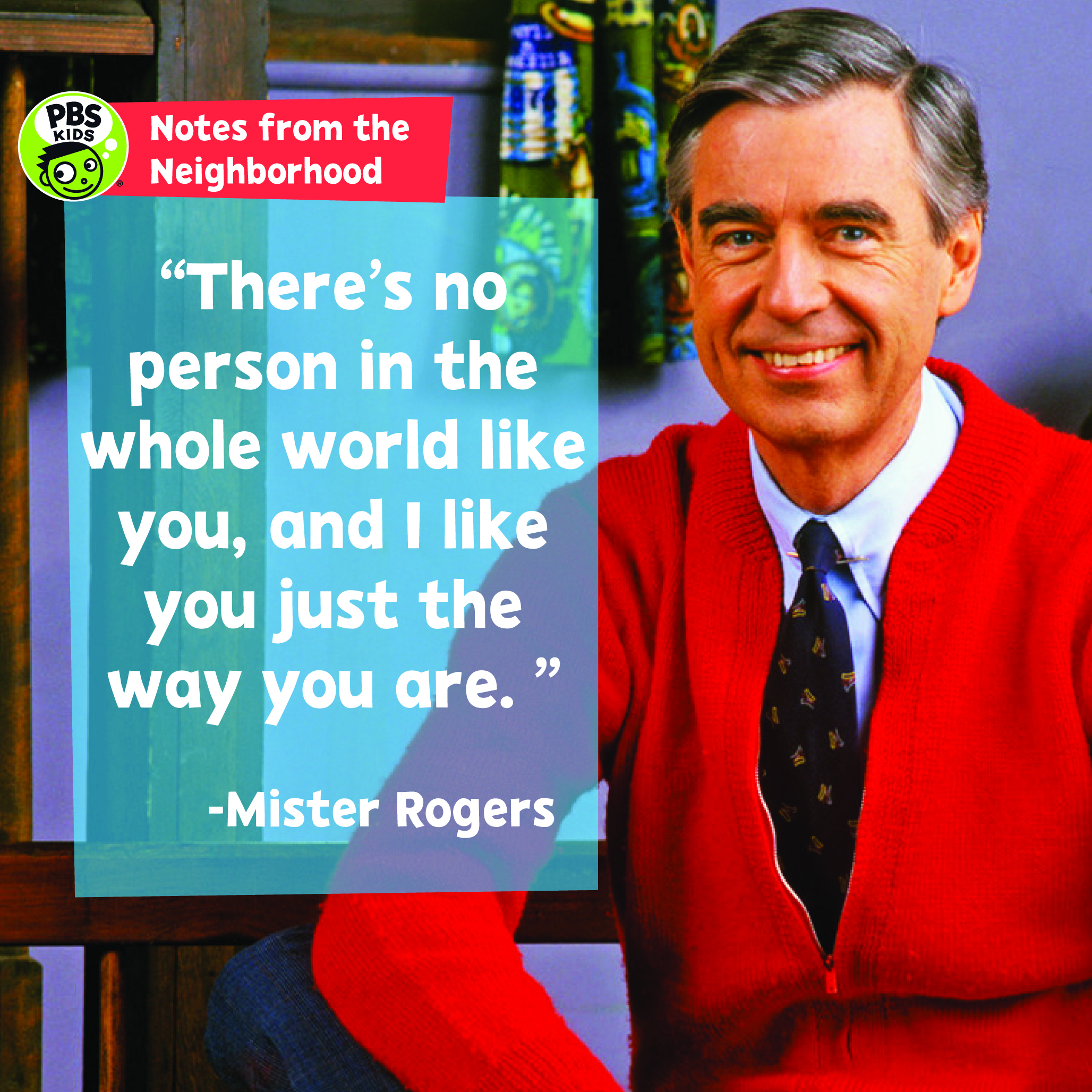 It S A Wonderful Month In The Neighborhood Twitch Announces Marathon Of Pbs Kids Iconic Series Mister Rogers Neighborhood Woub Public Media