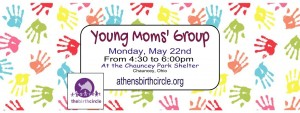 Young Moms' Group May