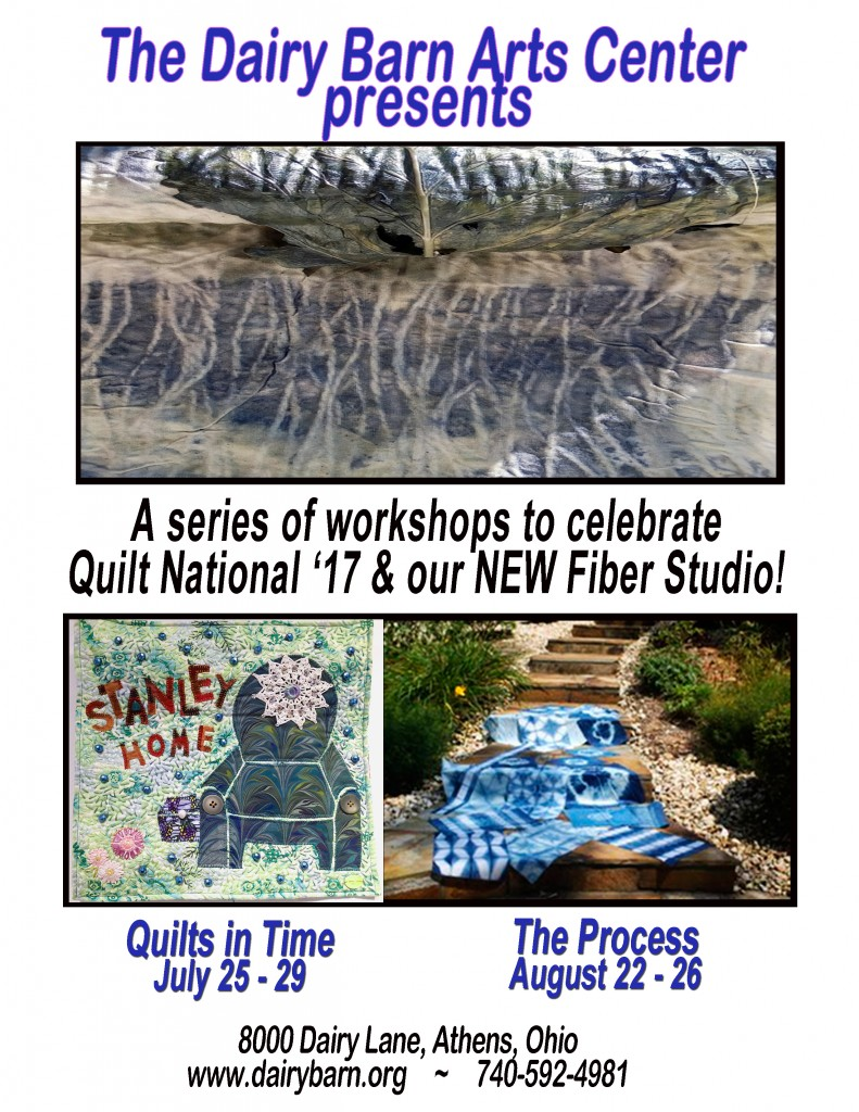 Flyer for QN Workshops