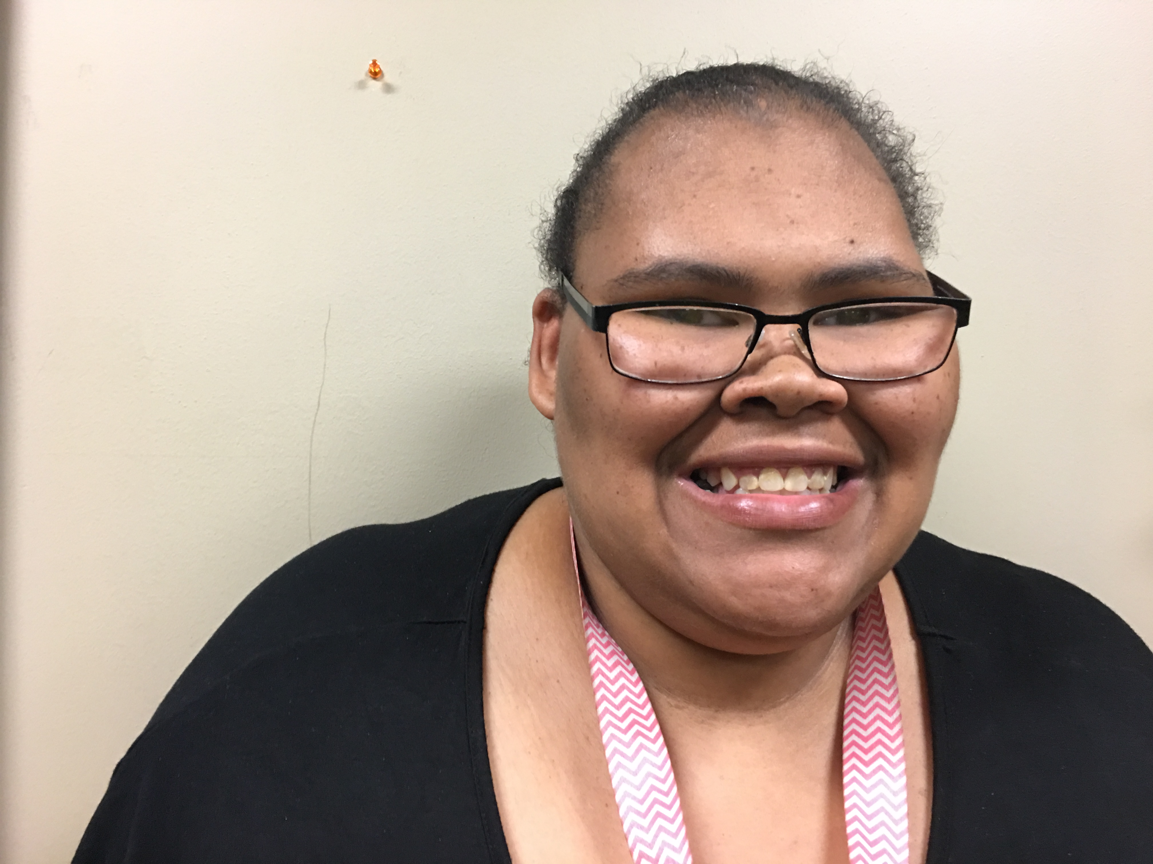 Nyketa Williams depends on Medicaid for her transportation, job and apartment