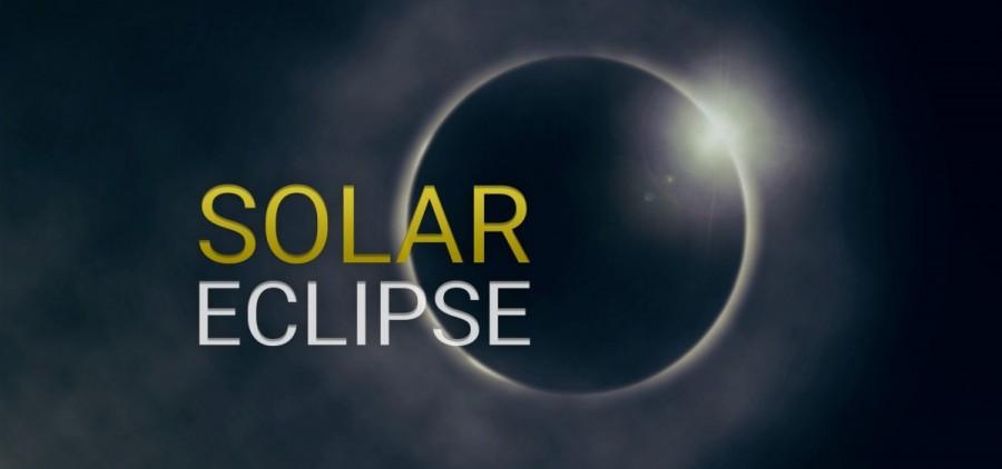 solar eclipse feature