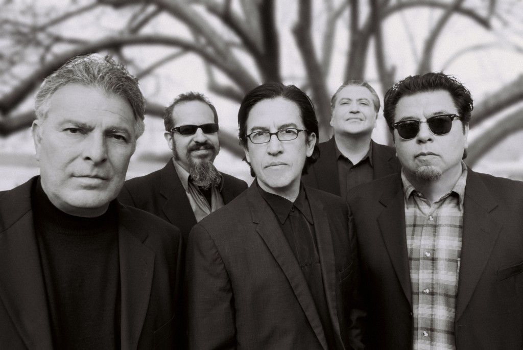 Los Lobos, who are headed to Nelsonville laster this month to perform at Stuart's Opera House. (Submitted)