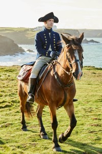 Poldark, Season 3 Sundays October 1 - November 19, 2017 at 9pm ET On MASTERPIECE on PBS Shown: Luke Norris as Dr. Dwight Enys Courtesy of Mammoth Screen for BBC and MASTERPIECE