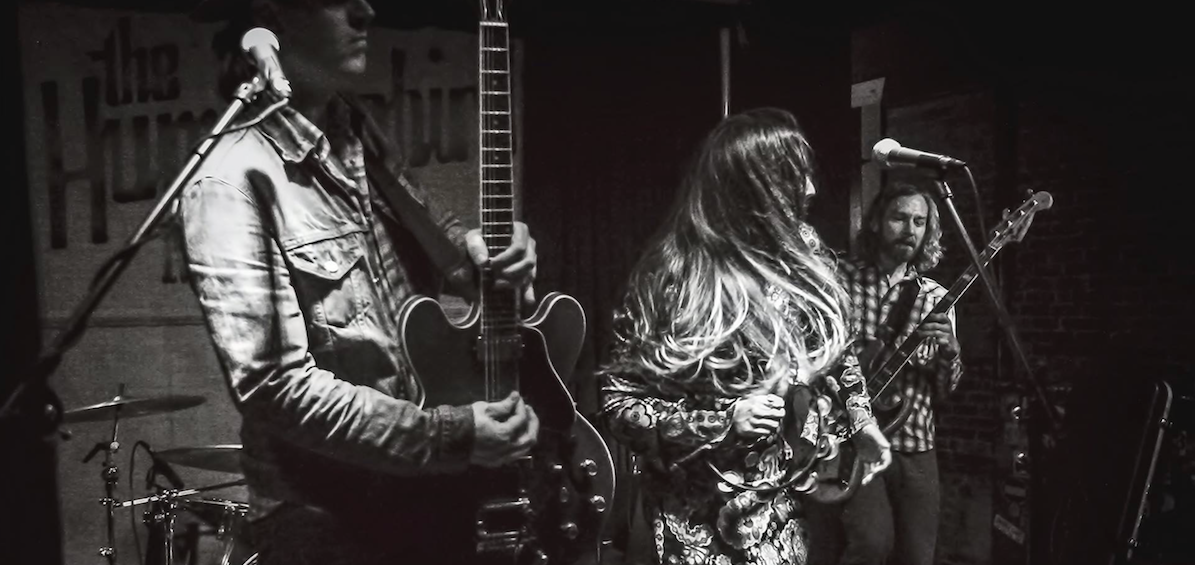 Angela Perley and the Howlin' Moons will return to Athens Saturday, September 9, performing at 6 p.m. at Jackie O's Taproom. (Facebook.com/angelaperley Photo by Quinn Glover Photography)