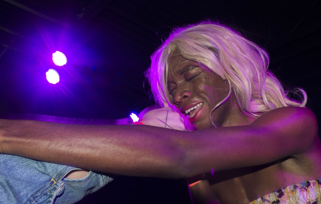 A Night of Drag at The Union Bar & Grill located at 18 W Union Street (Austin Janning/WOUB)