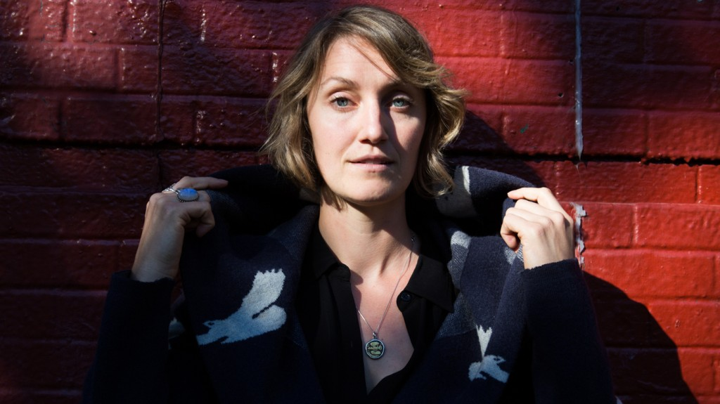 Joan Shelley, who will perform at Stuart's Opera House on Friday, Oct. 13. (npr.org)