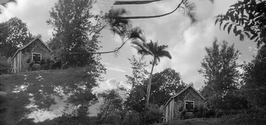 An image created with a pinhole camera, by artist Daniel King. Throughout the next month, King will instruct a pinhole camera class at the Decorative Arts Center of Ohio in Lancaster. (Submitted)
