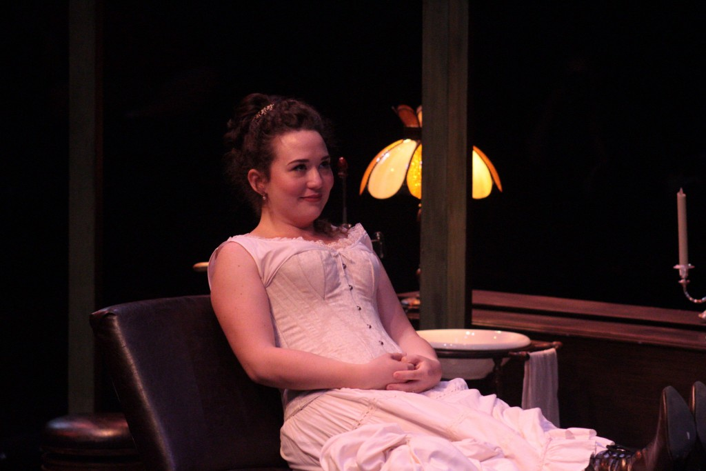 Annie Gnosis (Catherine Givings) (Lisa Buch/WOUB Public Media)