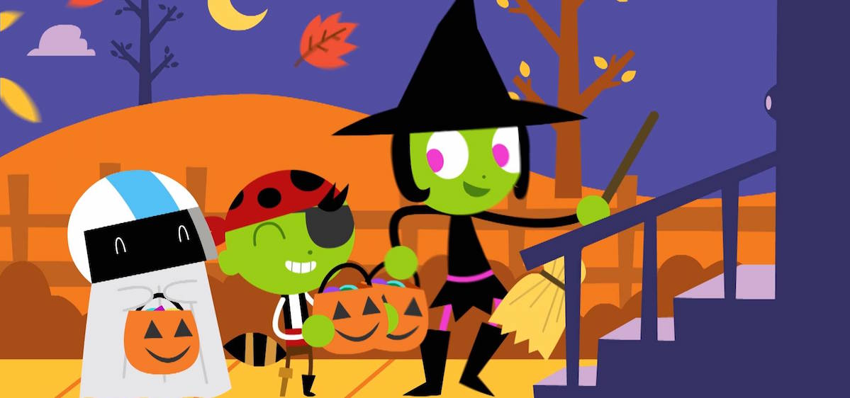 Halloween Comes to PBS KIDS! - WOUB Public Media