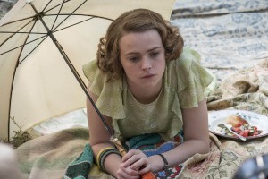 The Durrells in Corfu, Season 2 Sundays, October 15 - November 19, 2017 at 8pm ET On MASTERPIECE on PBS Episode Three Sunday, October 29, 2017 at 8pm ET A birthday party for Louisa gets her brooding about her age. Leslie takes up fashion photography. Gerry wears out another tutor. Vasilia offers Louisa a diabolical deal. Shown: Margo (Daisy Waterstone) For editorial use only. Courtesy of of John Rogers/Sid Gentle Films for ITV and MASTERPIECE
