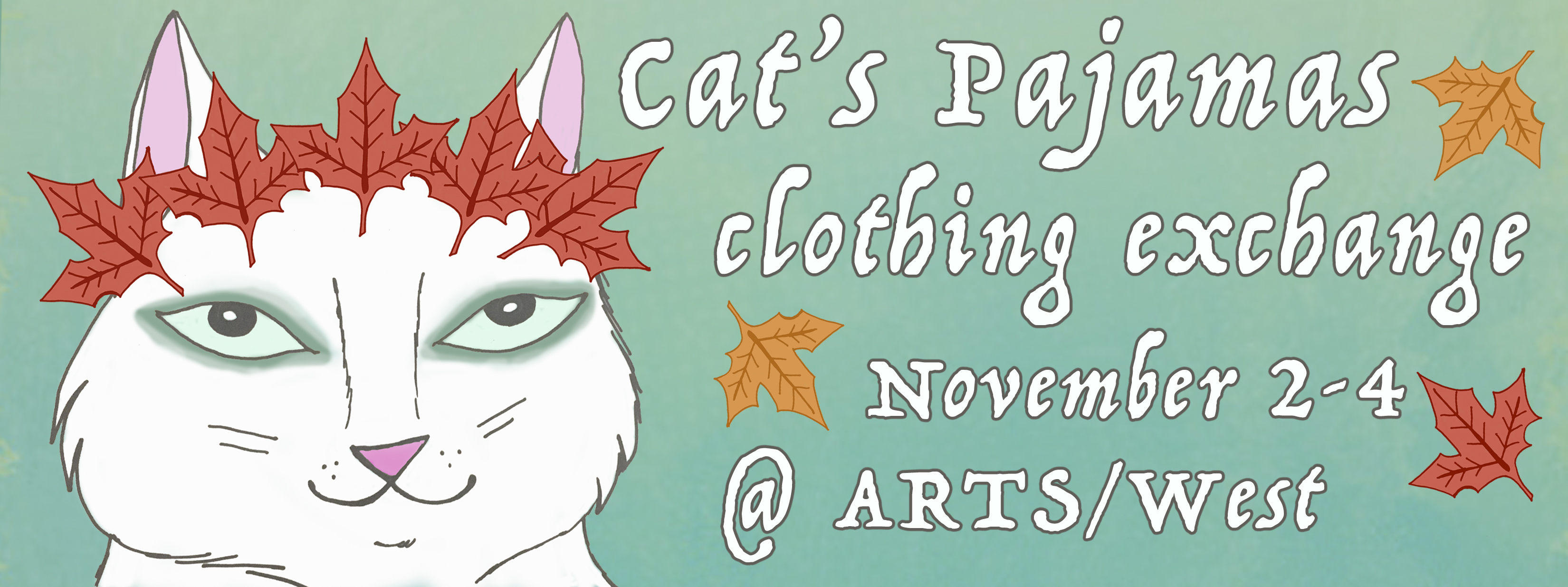 a7f7f264c8 Cat s Pajamas Clothing Exchange Fundraiser for ARTS West - WOUB ...
