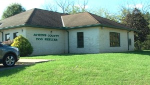 Athens County Dog Shelter