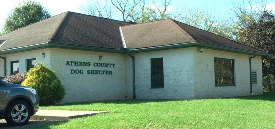 Athens County Dog Shelter