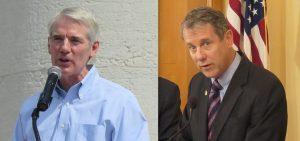 Senators Portman and Brown