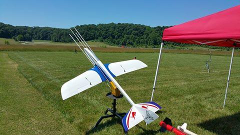 Model Rocketry Club Launch - WOUB Public Media