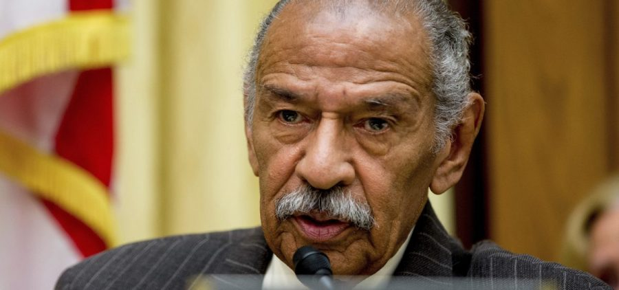 Rep. John Conyers, D-Mich.,has been accused of sexual harassment by former staffers.