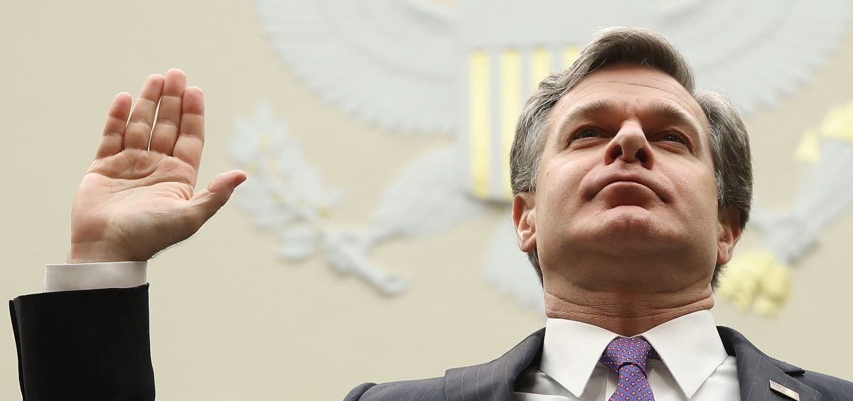 FBI Director Christopher Wray defended the FBI and the special counsel's office before the House Judiciary Committee on Thursday.