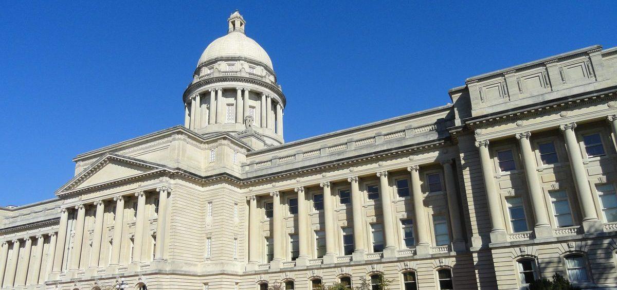 The Kentucky Statehouse