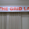 GRID Lab Sign