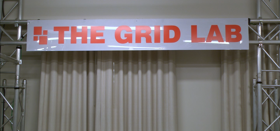 GRID Lab Sign