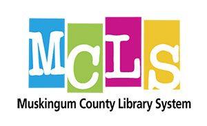 Muskingum Public library logo