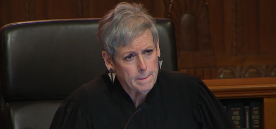 Chief Justice Maureen O'Connor