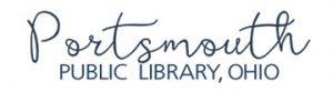 Portmouth Public Library Logo