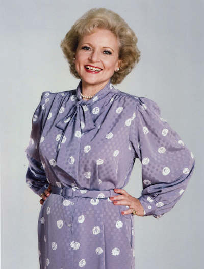 Betty White: First Lady of Television | Tuesday, August 21 ...