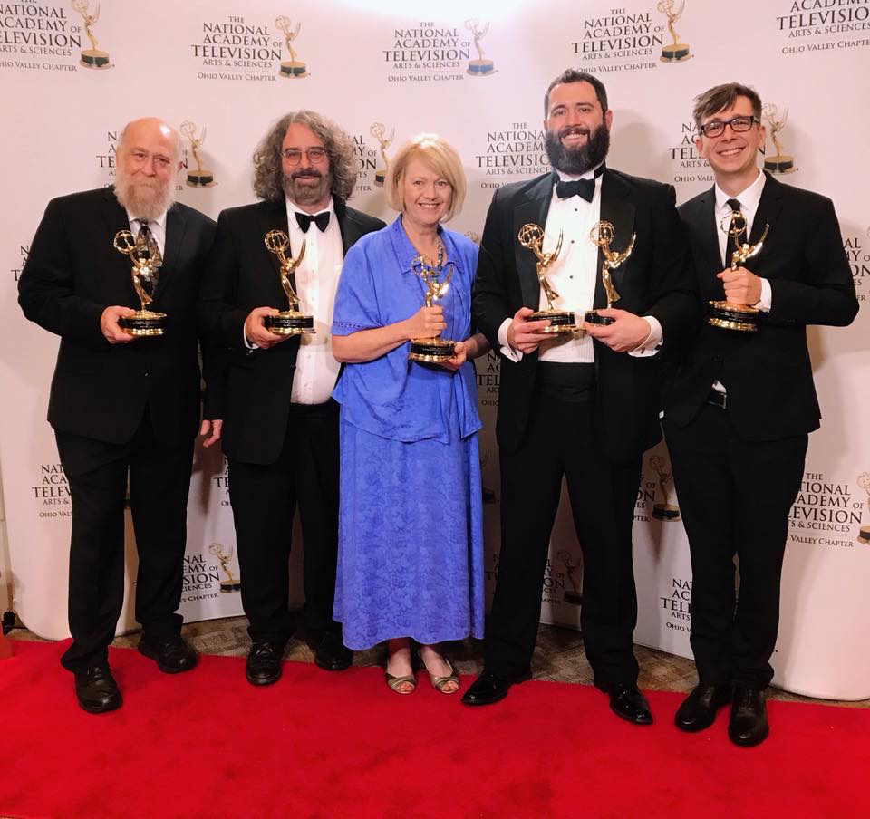 "Our Town: Jackson"" Garners Multiple Regional Emmy Awards - WOUB"