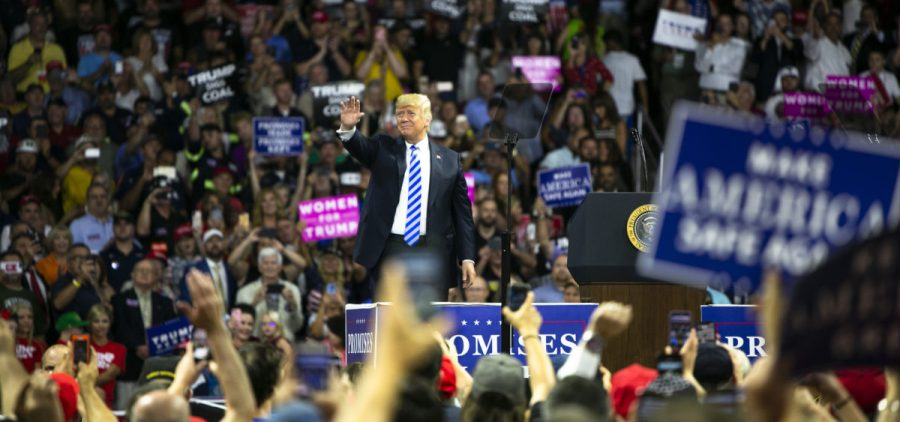 "President Trump touted coal's ""comeback"" at a WV rally."
