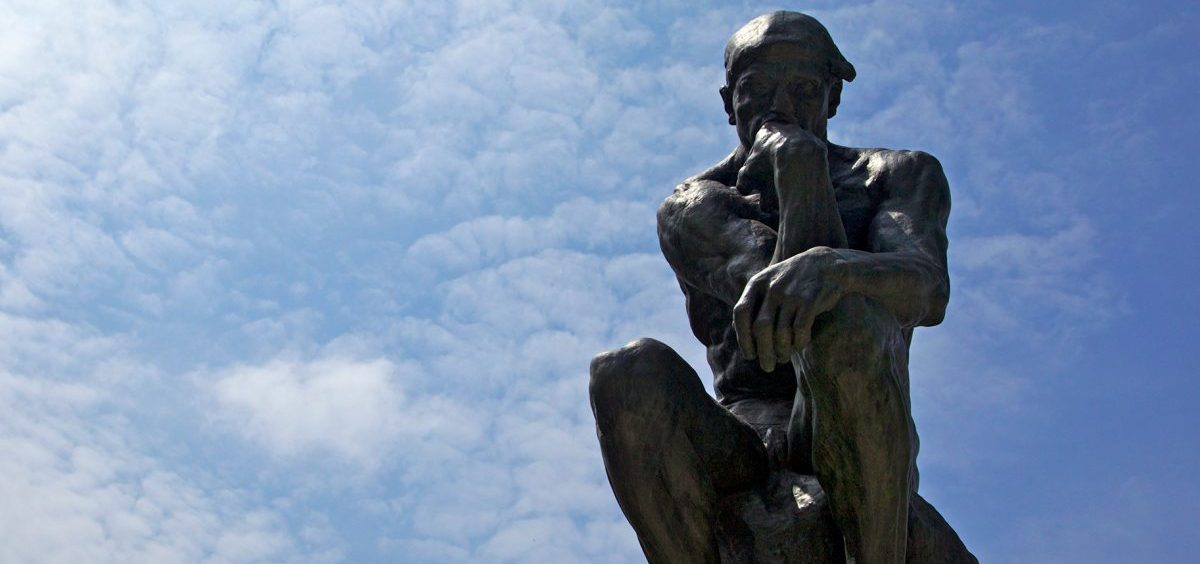 "A researcher showed people a picture of The Thinker in an effort to study the link between analytical thinking and religious disbelief. In hindsight, the researcher called his study design ""silly"". The study could not be reproduced."