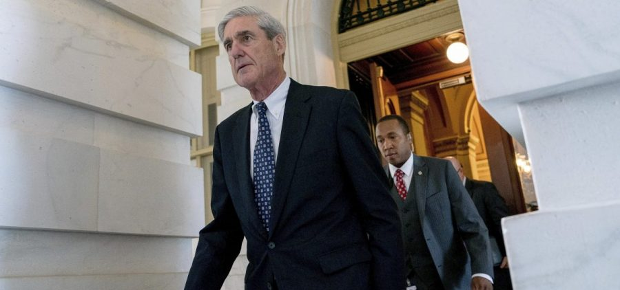 "The New York Times reports that special counsel Robert Mueller ""did not say that he was giving up on an interview."
