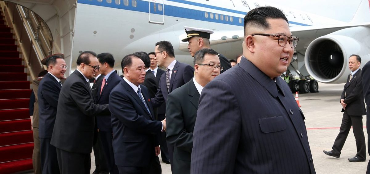 The Justice Department has charged a North Korean cyber-operative with attacks and mayhem that prosecutors say was carried out under orders from Kim Jong Un.