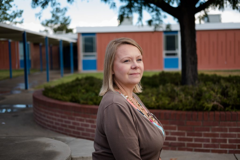 Genevieve Morris is the new suicide prevention coordinator for Mesa County school district. She says that reaching students is a way to change the social norm for years to come.