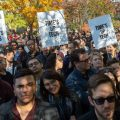 Google employees stage a walkout on Thursday in New York City and at Google offices around the world over how the company has handled sexual harassment.