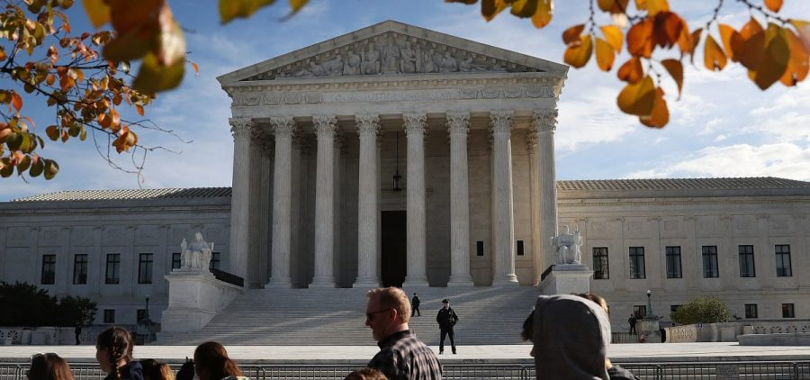 The U.S. Supreme Court heard arguments Wednesday on whether a state had to adhere to the Eighth Amendment's excessive fines clause. That could have consequences for civil forfeiture in crimes.