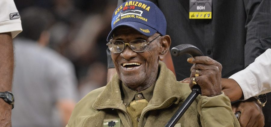 Richard Overton had been the oldest living veteran of American wars. He died Thursday.