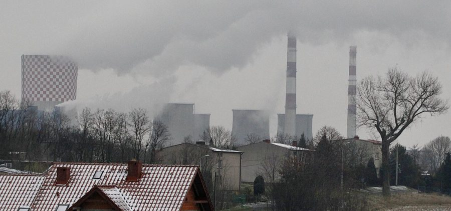 A power plant near Katowice, Poland, the host city for a major global climate conference that began on Sunday. It is the most important climate meeting since the 2015 Paris climate agreement was signed.