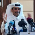 Qatar will officially exit OPEC on Jan. 1, the country's energy minister, Saad al-Kaabi, said at a news conference in Doha on Monday.