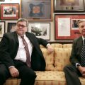 Attorney General nominee William Barr (left) is meeting with senators including Judiciary Committee member Sen. Lindsey Graham, R-S.C., on Wednesday, ahead of next week's confirmation hearing.