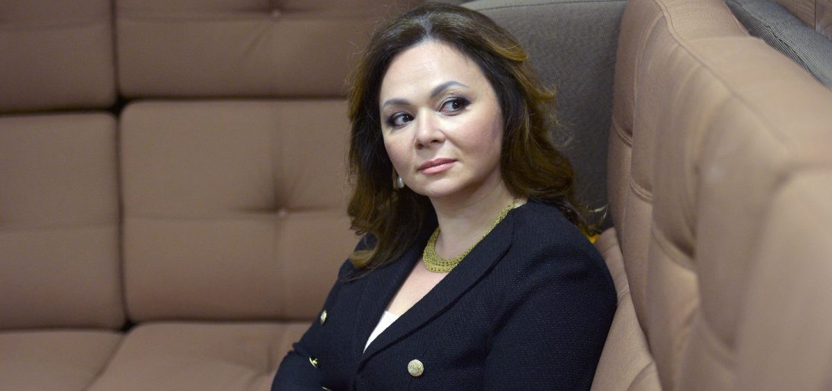 Russian lawyer Natalia Veselnitskaya, pictured in Moscow in 2016, has been charged in connection to a money laundering case.