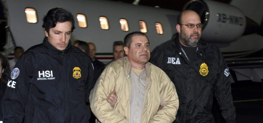 "Joaquín ""El Chapo"" Guzmán faced 10 charges in the indictment, including engaging in a criminal enterprise — which in itself comprised 27 violations, including conspiracy to commit murder."