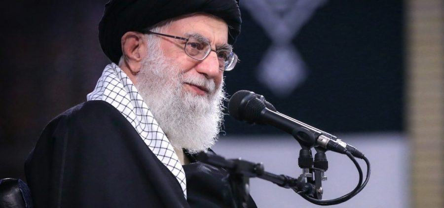 Supreme Leader Ayatollah Ali Khamenei met with a group of the air force staff in Tehran on  Friday. An American woman has been charged with allegedly spying for Iran.