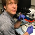 Egli is attempting to fix one of the genetic defects that cause retinitis pigmentosa, an inherited form of blindness.