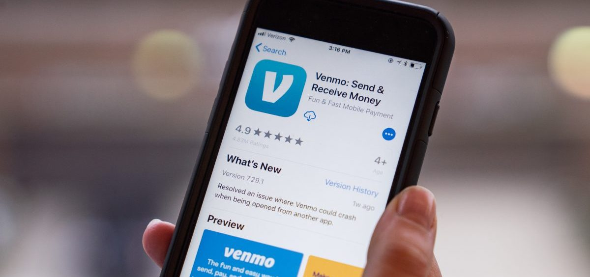 "Venmo is used to pay or request money from other people on the app. Every transaction has a memo line, and the app suggests emoji instead of words like ""rent,"" ""pizza,"" and ""wine."""